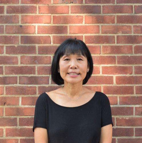 Piano faculty member Lisa Chae