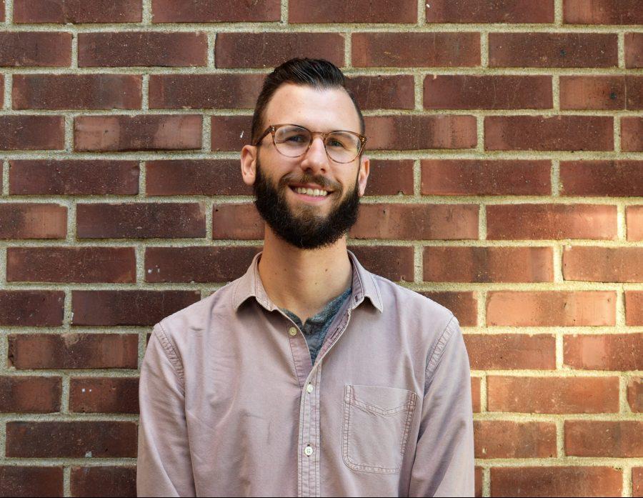 Faculty Member Justin Sekelewski