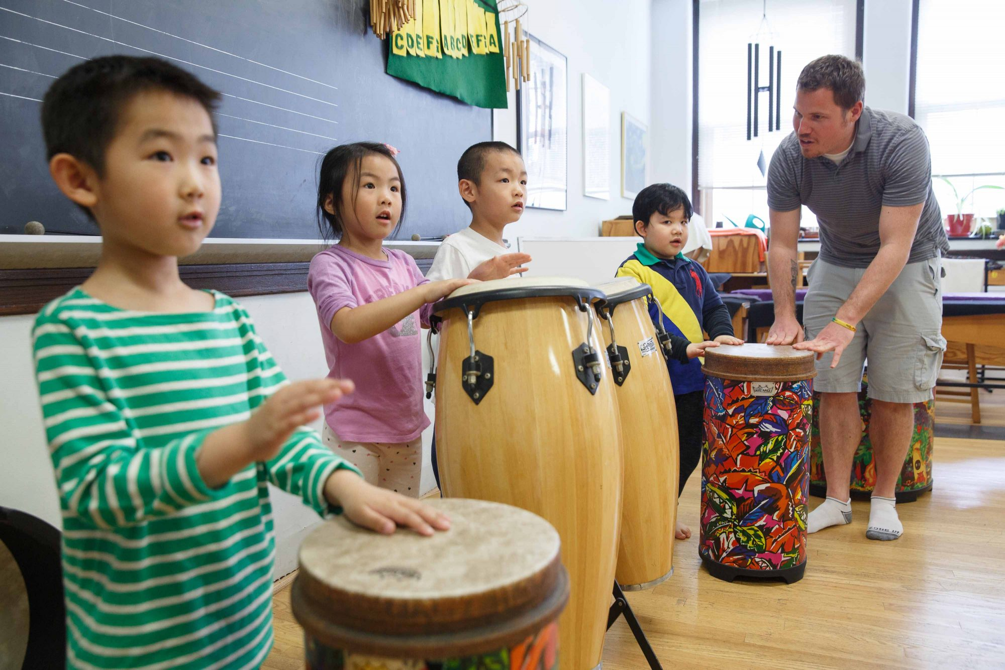 Children's Music Workshop