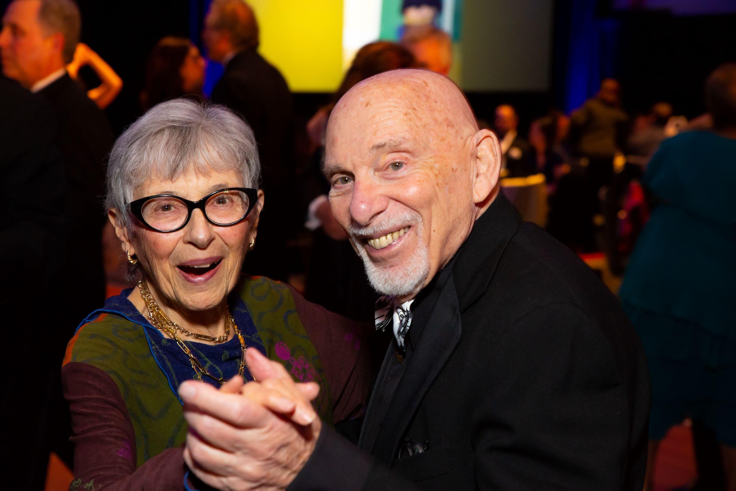 Dancing at the 110th Anniversary Gala