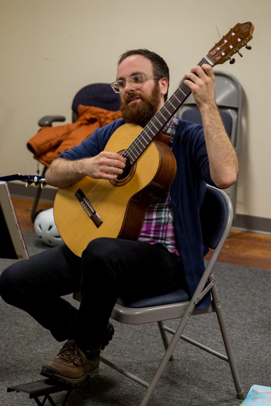Settlement Faculty Member Alan Ens