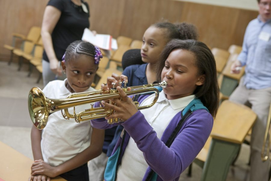 Music Education Pathways Trumpet