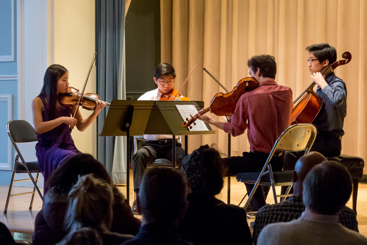 Settlement's Advanced Study students perform at the 2018 Advanced Study Concert