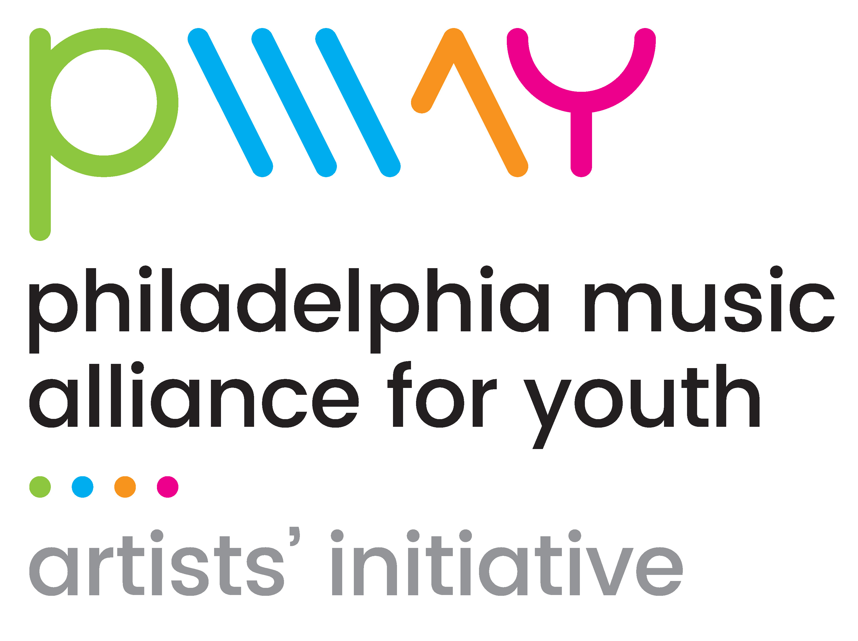 PMAY Artists' Initiative Logo