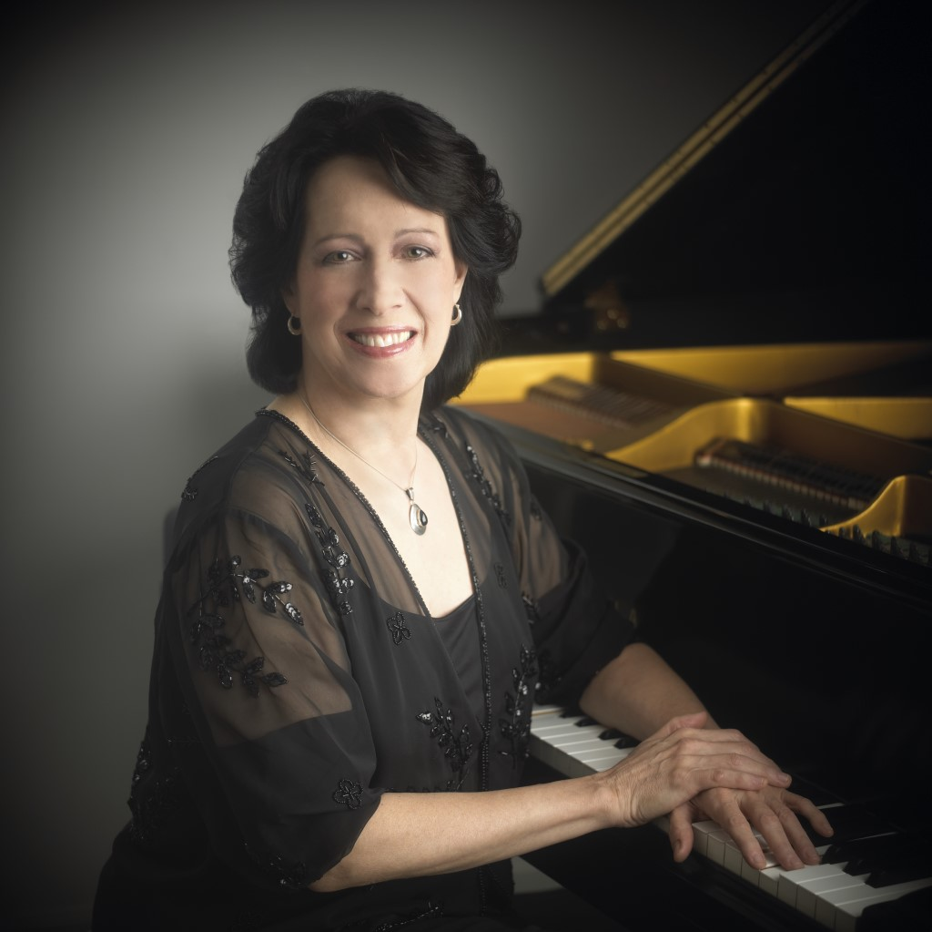 Sandra Carlock, Arthur Judson Distinguished Faculty Chair at Settlement Music School.