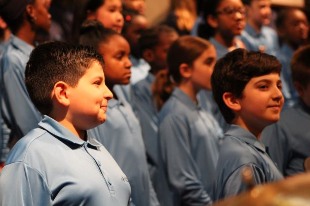 Settlement's Gleeksman-Kohn Children's Choir