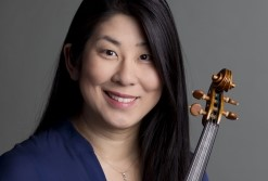 Amy Oshiro-Morales, Second Violin with The Philadelphia Orchestra