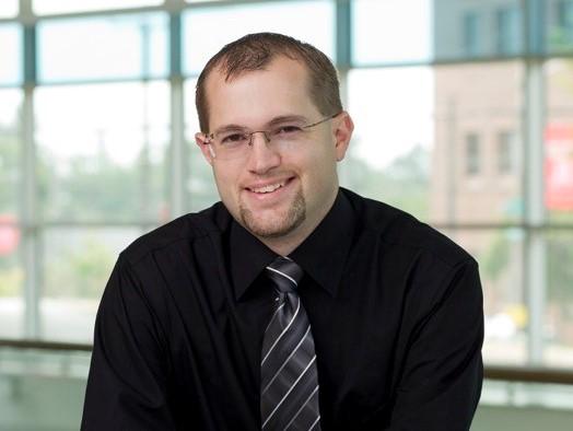 Phillip O'Banion, Associate Professor and Director of Percussion Studies at Temple University