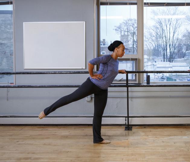 Dance/Movement Therapist Daniella Brown