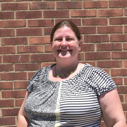 Mary Louise Curtis Branch Coordinator Rebecca Dhondt